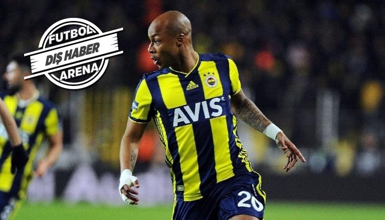 Fenerbahçe'de Andre Ayew harekatı başladı