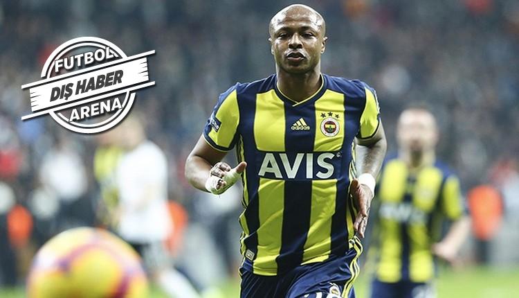 Fenerbahçe'de Ayew yerini Moses'a kaptırdı! Yeni sözleşme