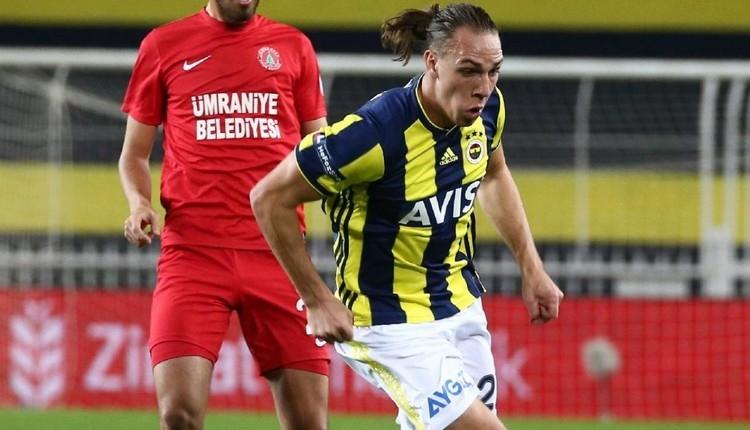 Fenerbahçe'de ayrılık kesinleşti Michael Frey'in yeni adresi