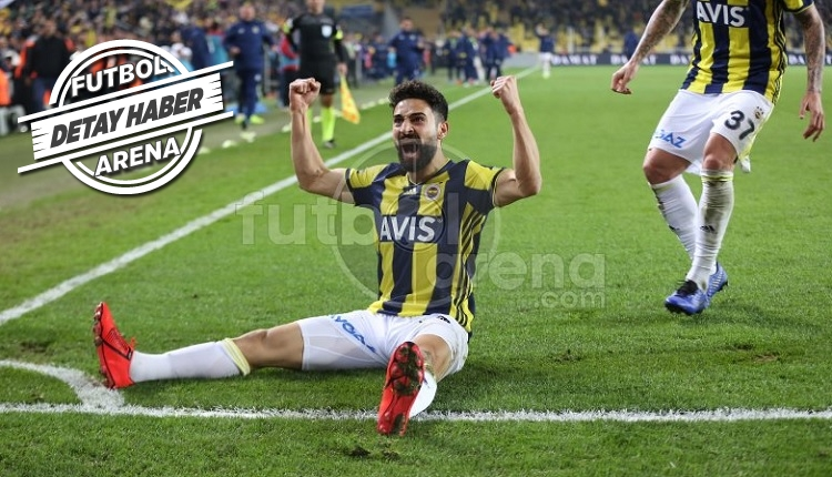 Fenerbahçe'de dikkat çeken detay! Gece ile gündüz kadar fark