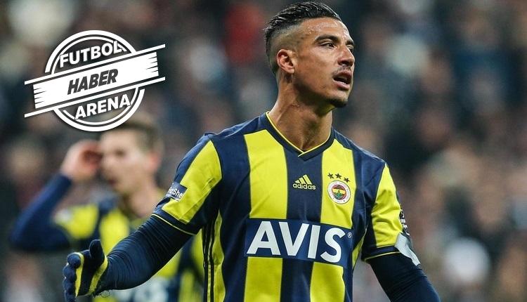 Fenerbahçe'de Dirar, Başakşehir maçında oynayacak mı?