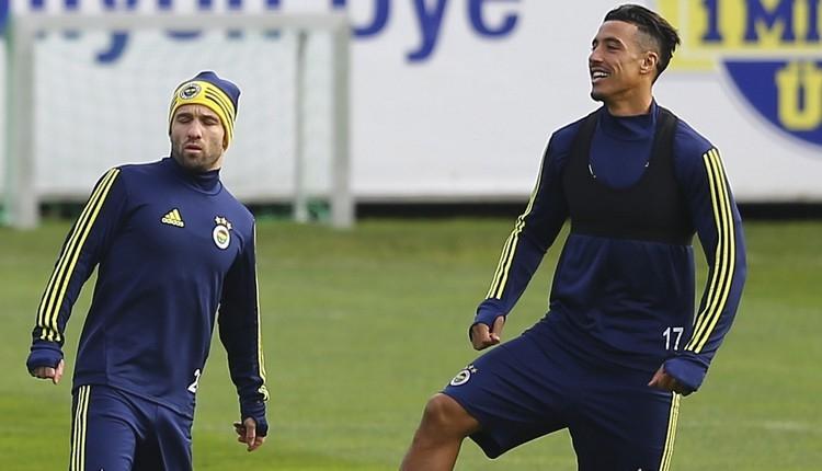 Fenerbahçe'de sakat futbolcuların son durumu (Dirar, Valbuena, Mehmet Topal)