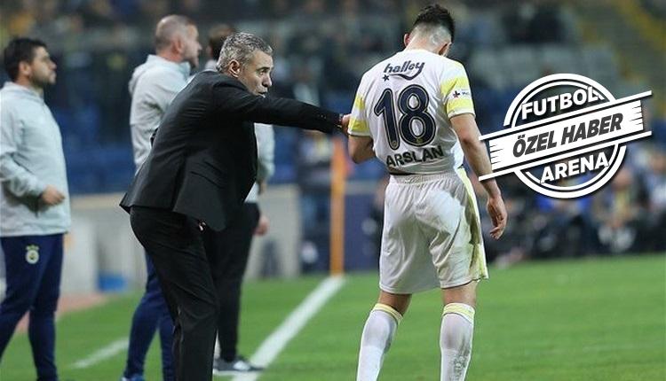Fenerbahçe'de Tolgay Arslan gerçeği! Başakşehir maçında