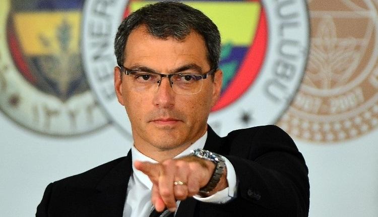 Fenerbahçe'de transferleri kim yapacak? Comolli'nin etkisi