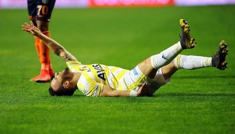 Fenerbahçe'de Valbuena şoku! Sakatlığı ne kadar sürecek?