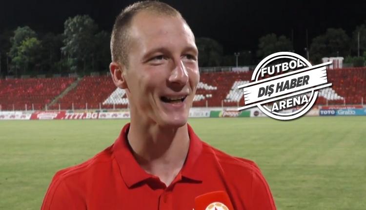 Fenerbahçe'den Anton Nedyalkov sürprizi