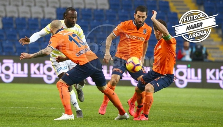 Fenerbahçe'den Başakşehir maçında penaltı isyanı! 'Arda Turan'