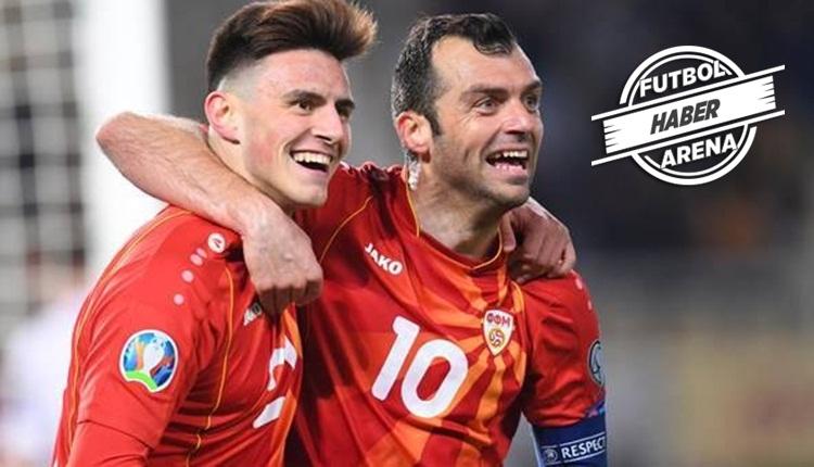 Fenerbahçeli Eljif Elmas'tan Letonya'ya şık goller (İZLE)