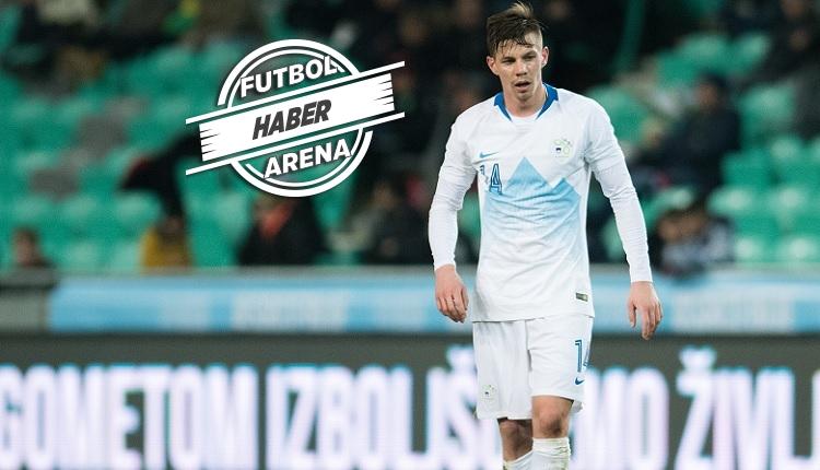 Fenerbahçeli Miha Zajc'ın Slovenya maçındaki golü (İZLE)
