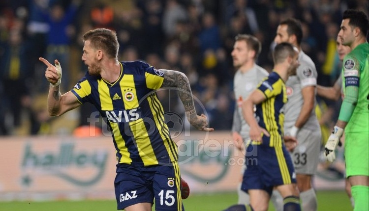 Fenerbahçeli Serdar Aziz'den maç sonu itiraf! 'En iyisi değil'