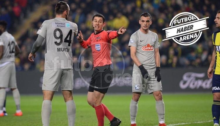 Fenerbahçe'nin penaltısı için ofsayt itirazları! Kural ne diyor?