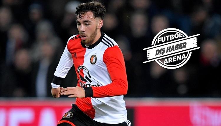 Feyenoord'dan Beşiktaş'ın gözdesi Orkun Kökçü için transfer kararı