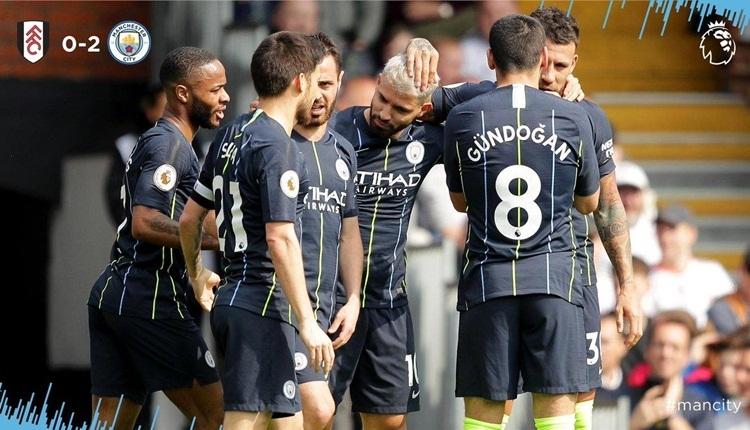 Fulham 0-2 Manchester City maç özeti ve golleri (İZLE)