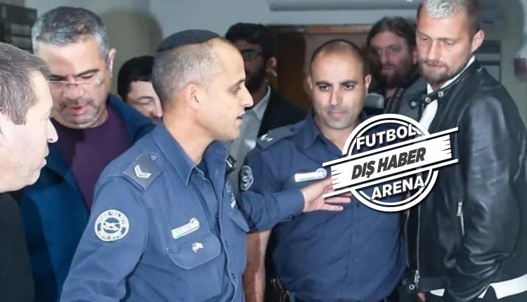 Gabriel Tamas'a şok! İsrail'de tutuklanma cezası