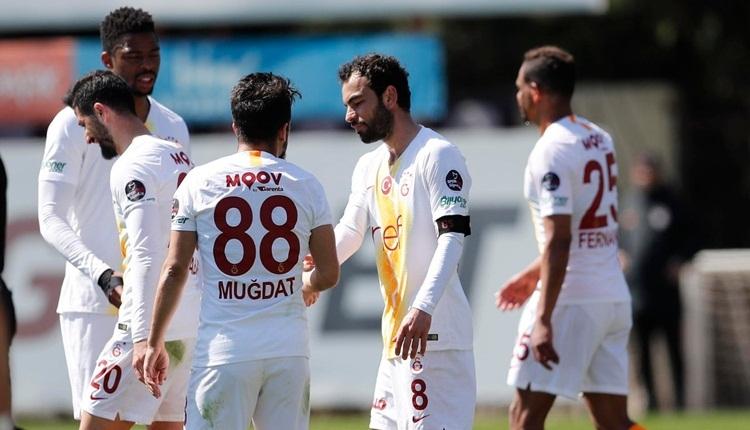 Galatasaray 3-2 Ümraniyespor maç özeti ve golleri