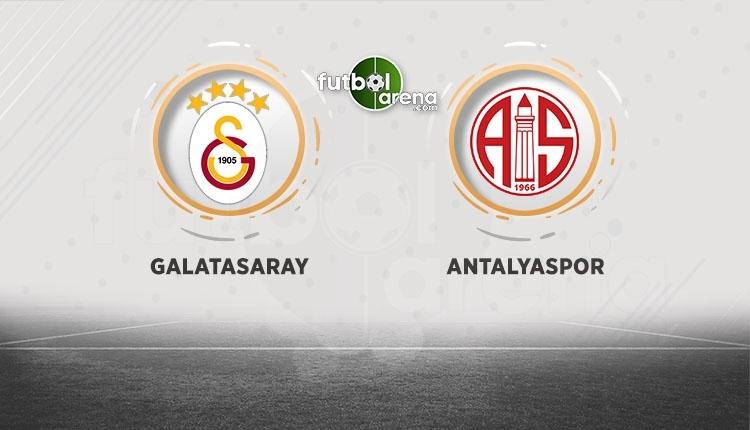 Galatasaray - Antalyaspor canlı izle, Galatasaray - Antalyaspor şifresiz İZLE (Galatasaray - Antalyaspor beIN Sports canlı ve şifresiz İZLE)