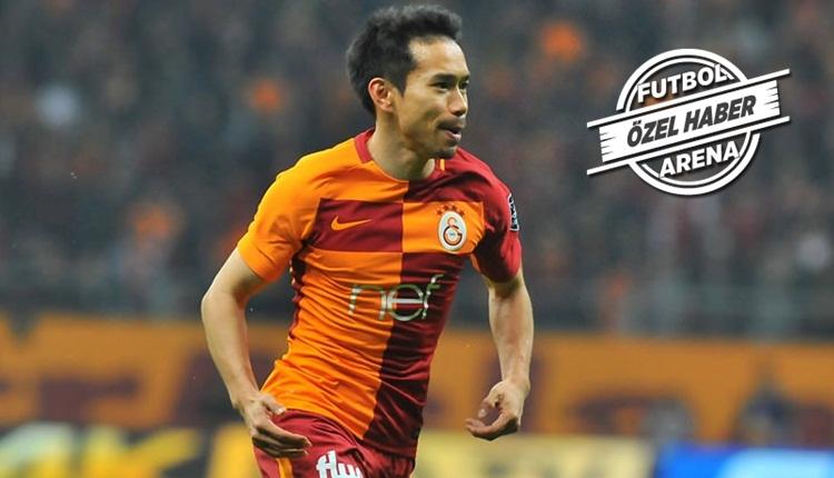 Galatasaray Emre Akbaba ve Nagatomo için kaynak arıyor