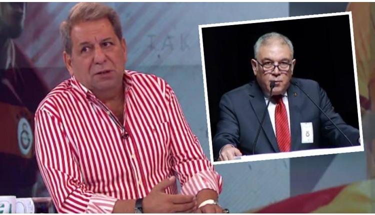Galatasaray Genel Kurulda şok iddia! Erman Toroğlu ile Metin Ünlü'nün canlı yayında gerilimi