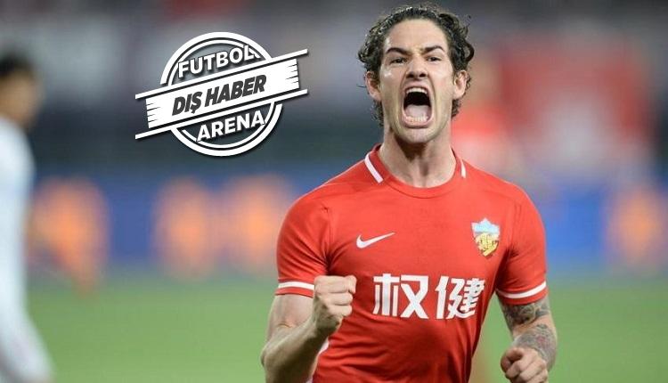 Galatasaray servet önermişti! İşte Pato'nun yeni takımı