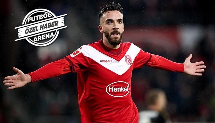 Galatasaray transferde Kenan Karaman'ı takibe aldı