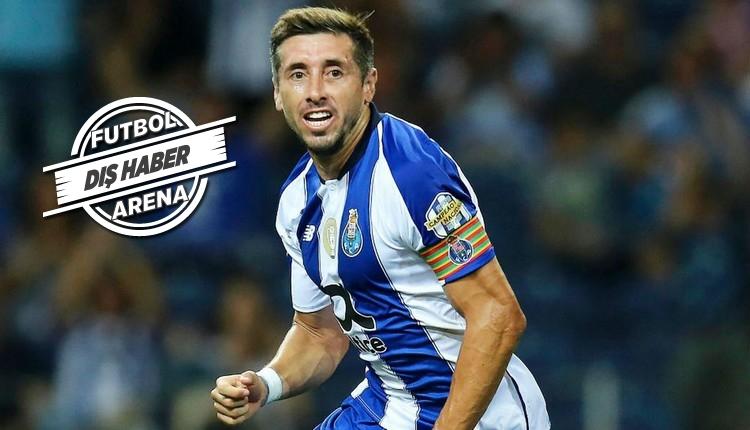Galatasaray'a transferde rakip! Hector Herrera anlaştı iddiası