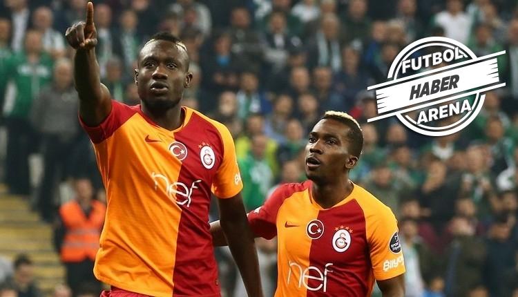 Galatasaray'da Fatih Terim'in Diagne planı