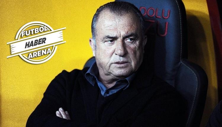 Galatasaray'da Fatih Terim'in transfer hedefi (GS Haber)