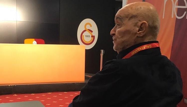Galatasaray'da Hıncal Uluç sürprizi! Toplantıya katıldı ama