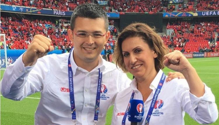 Galatasaray'da Pınar Argun, İletişim Koordinatörü oldu