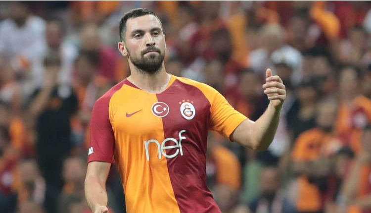 Galatasaray'da Sinan Gümüş'ün yeni takımı belli oldu