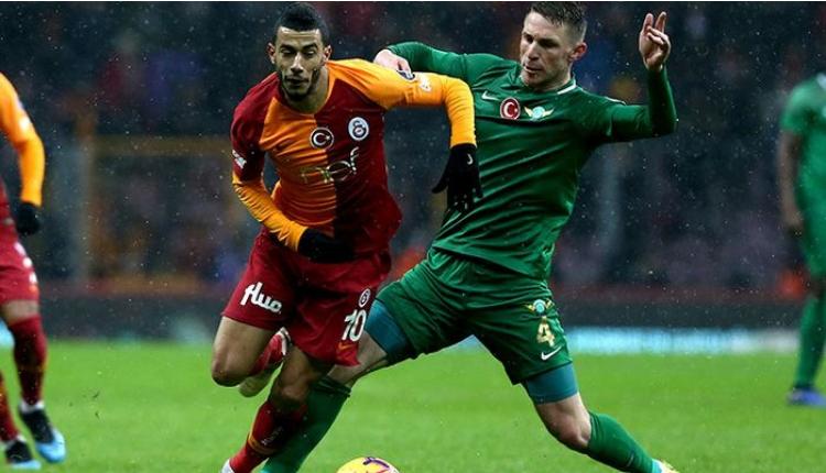 Galatasaray'da Younes Belhanda ayrılık şartını sundu
