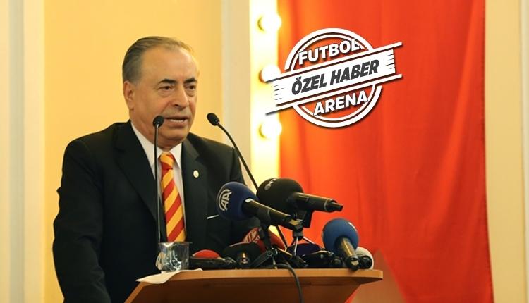 Galatasaray'dan bir ödeme daha! 14 milyon TL