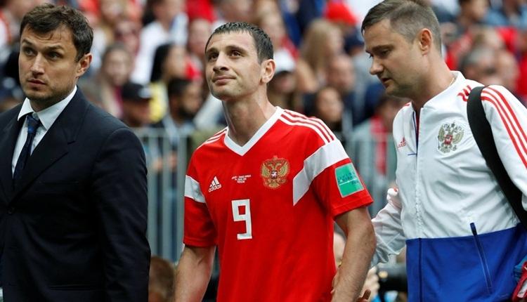 Galatasaray'dan transferde Dzagoev sürprizi