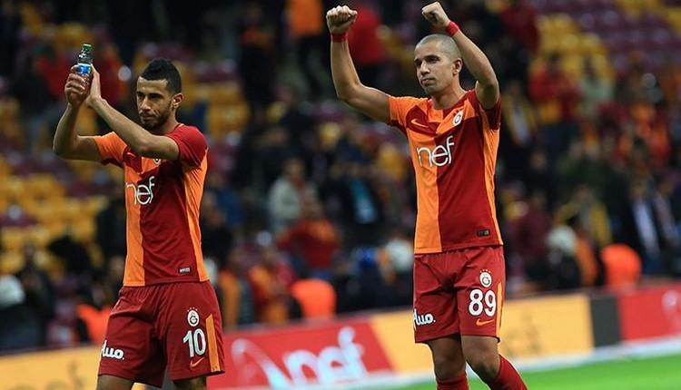 Galatasaray'ın muhteşem ikilisi! Takımı sırtladılar