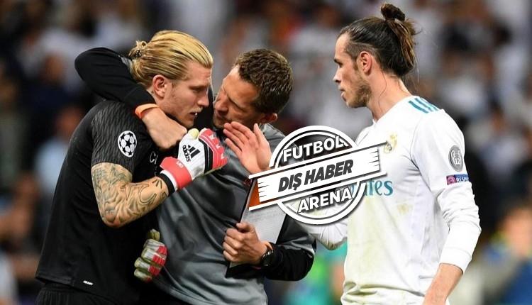 Gareth Bale'den Karius itirafı!