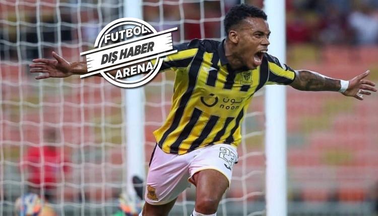 Garry Rodrigues Suudi Arabistan'da ilk golünü attı (İZLE)