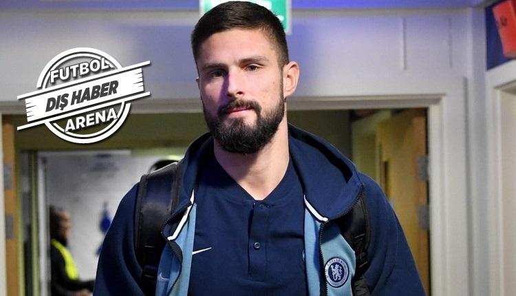 Giroud'dan transfer itirafı! Fenerbahçe ve Beşiktaş