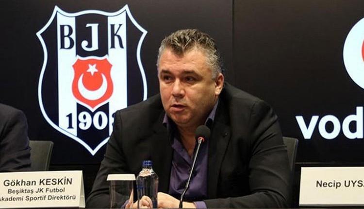 Gökhan Keskin itiraf etti! 'Beşiktaş'a transfer etmek istedik'