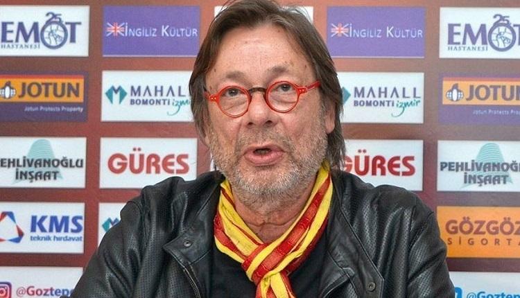 Göztepe Başkanı Mehmet Sepil: