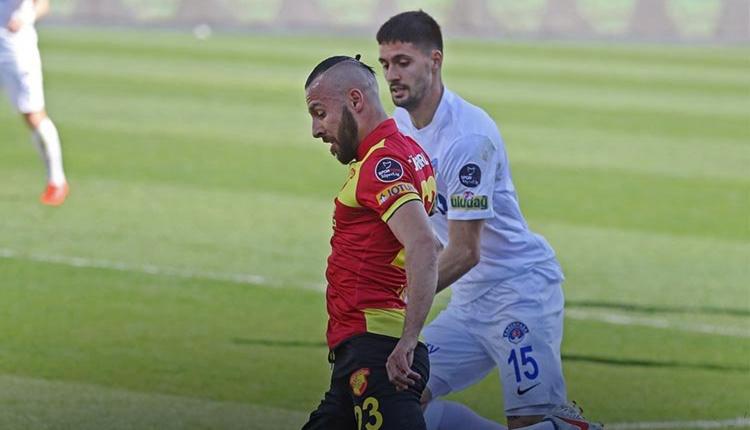 Göztepe 0-0 Kasımpaşa maç özeti (İZLE)