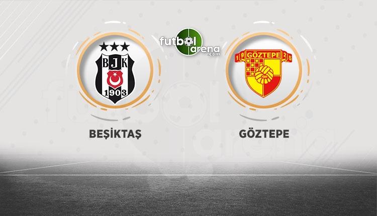 Göztepe'nin Beşiktaş maçı muhtemel 11'i