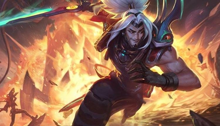 Günahkar Kılıç'ın adı ne? League of Legends oyunundaki Günahkar Kılıç karakterinin adı ne? (Hadi ipucu 21 Mart akşam)
