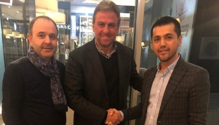 Hamza Hamzaoğlu BB Erzurumspor'un yeni teknik direktörü oldu