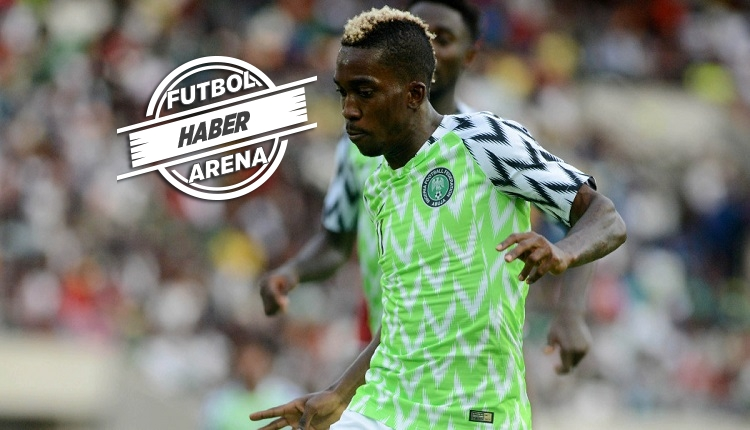 Henry Onyekuru attı Nijerya kazandı (İZLE)