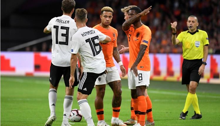 Hollanda - Almanya maçı hangi kanalda? (Hollanda Almanya canlı, şifresiz izle)