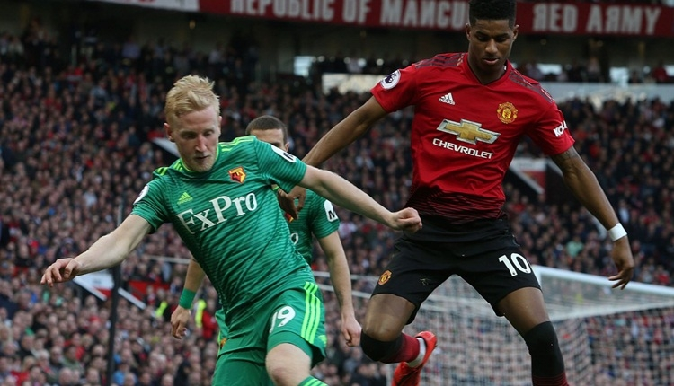 İngiltere Premier Lig maç sonuçları 30 Mart Cumartesi (Manchester United kazandı - Huddersfield küme düştü)