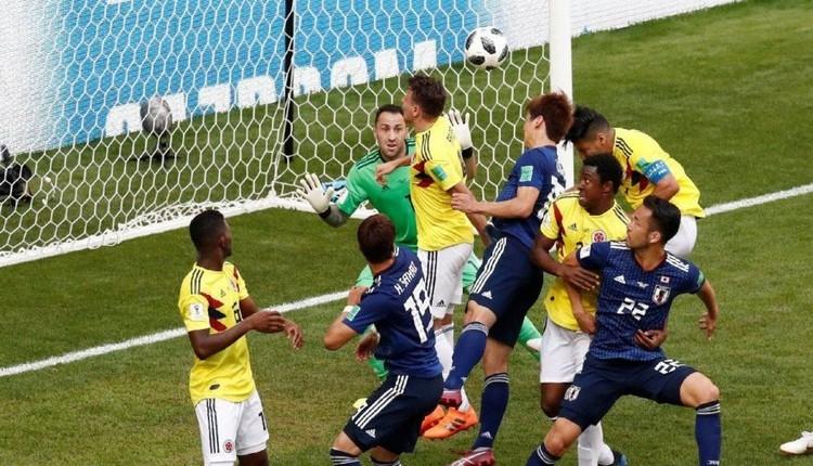Japonya Kolombiya canlı şifresiz izle (Japonya Kolombiya İddaa maç sonucu)