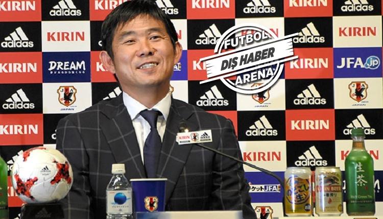 Japonya'da Moriyasu'dan Kagawa sözleri: 'Beşiktaş'taki futbolu'