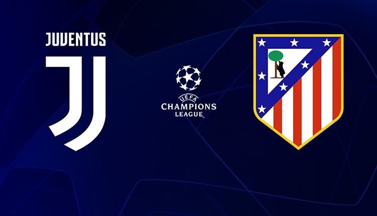 Juventus - Atletico Madrid canlı şifresiz izle (Bein Sports Şampiyonlar Ligi izle)