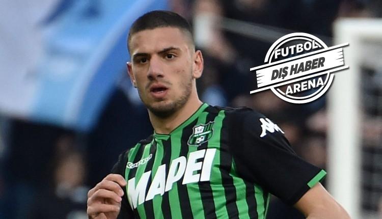 Juventus'un Merih Demiral için transfer planı